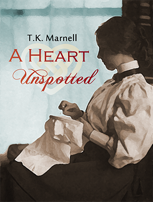 Cover of A Heart Unspotted