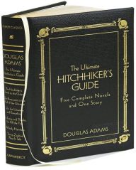 Cover of the Ultimate Hitchhiker's Guide