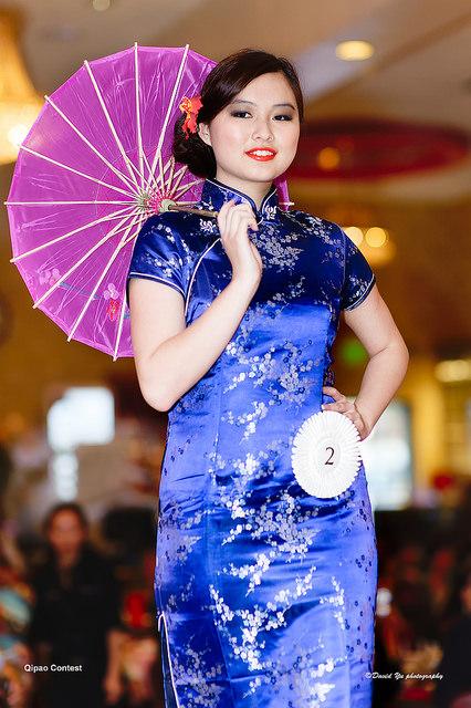 Qipao Contest by David Yu