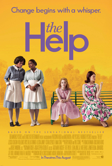 Movie poster for The Help