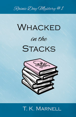 Cover of Whacked in the Stacks