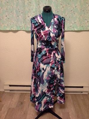 Wrap Dress - Front