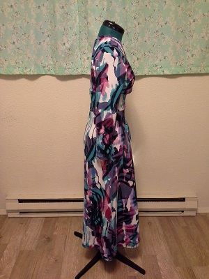 Wrap Dress - Side